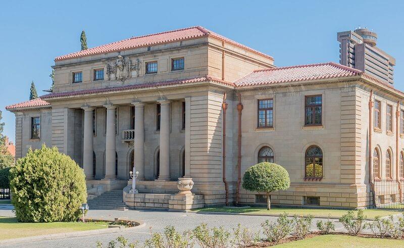 Bloemfontein - Capital da África do Sul