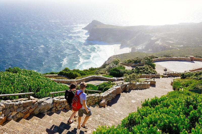 Cape Point na Cidade do Cabo