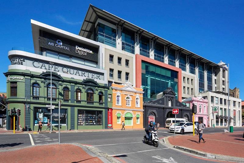 Compras em Cape Quarter na Cidade do Cabo