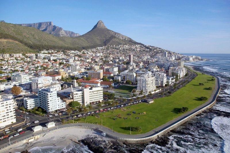 Melhores regiões para ficar na Cidade do Cabo: Green Point