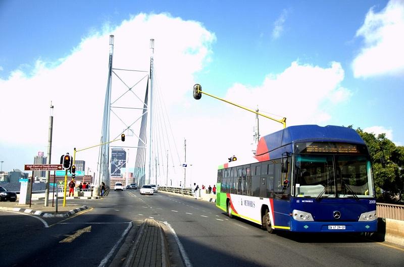 Ônibus em Joanesburgo