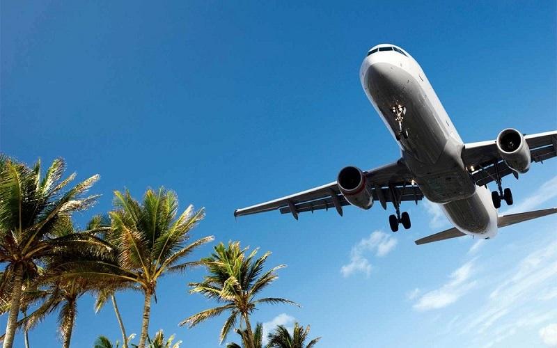 Avião na África do Sul