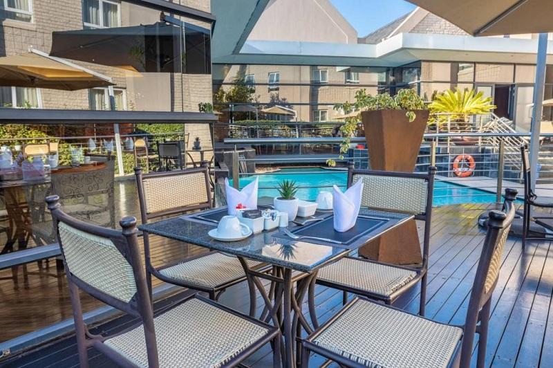 Hotéis bons e baratos em Johanesburgo
