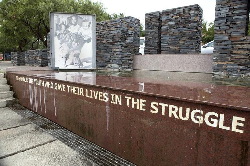 Memorial Hector Pieterson em Soweto