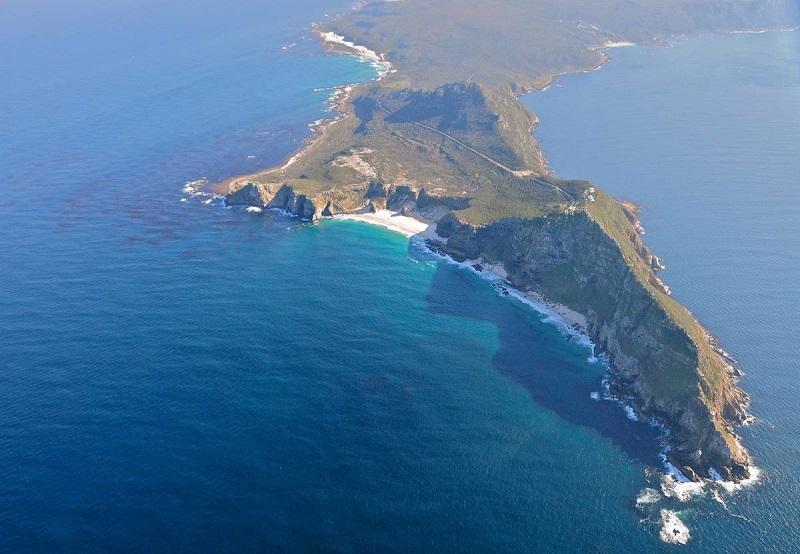 Península do Cabo na Cidade do Cabo