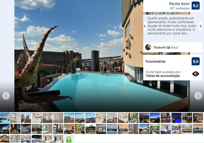 Protea Hotel By Marriot Johannesburg Parktonian em Joanesburgo