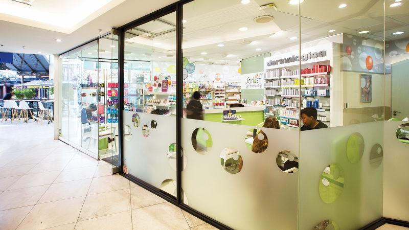 Comprar perfumes no shopping Cape Quarter na Cidade do Cabo