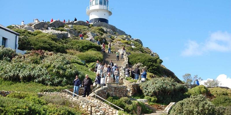 Passeio em Cape Point na Cidade do Cabo