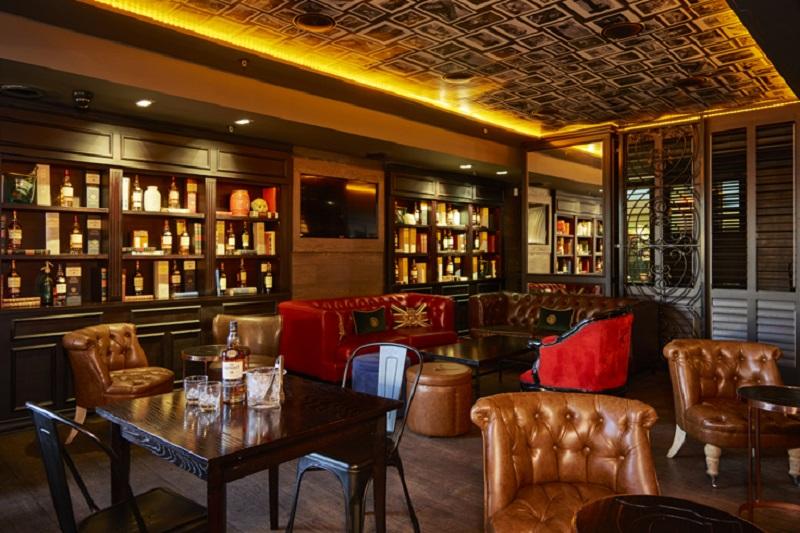 Churchills Bar em Joanesburgo