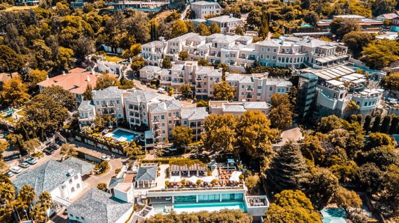 Melhores hotéis em Joanesburgo