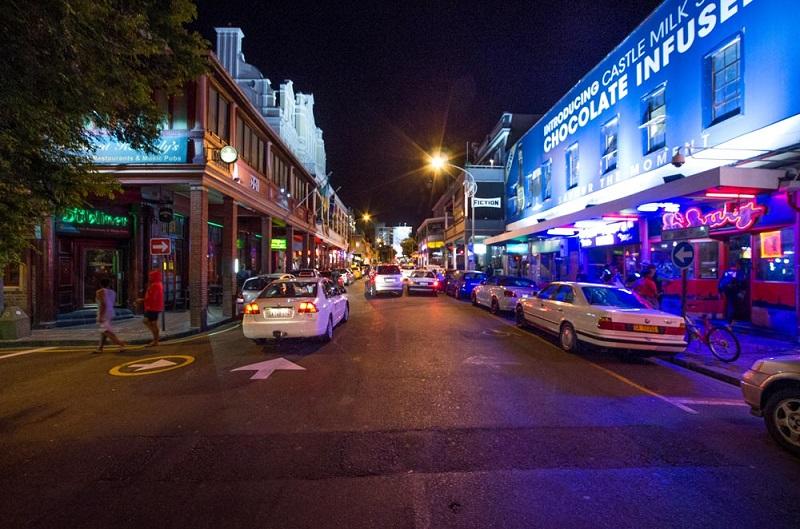 Passeio pela Long Street na Cidade do Cabo