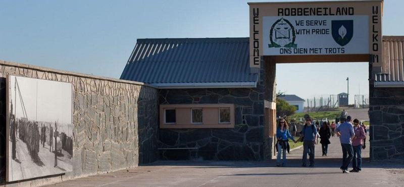 Passeio em Robben Island na Cidade do Cabo