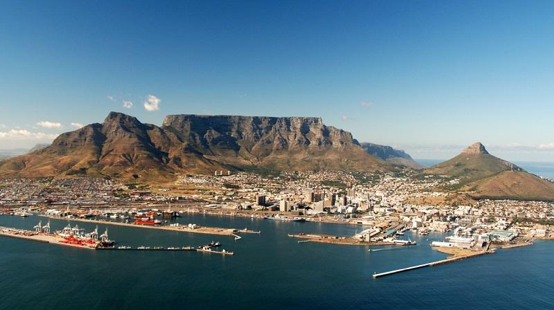 Verão na Cidade do Cabo: Parques