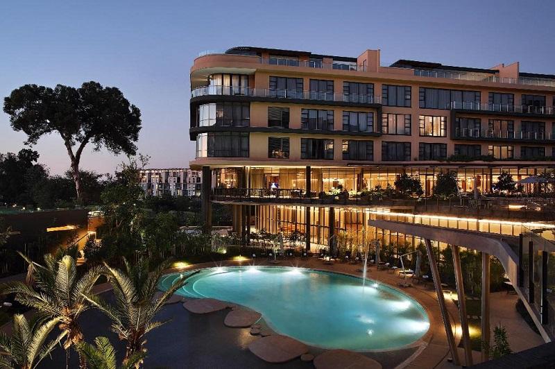 Hotéis de luxo em Joanesburgo