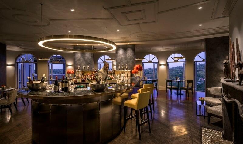 The View Restaurant em Joanesburgo