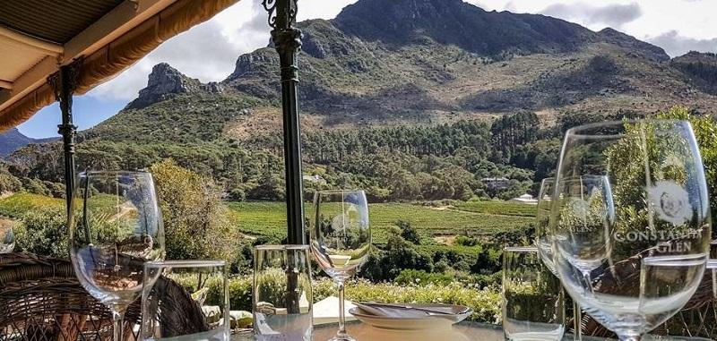 Inverno na Cidade do Cabo: vinícolas