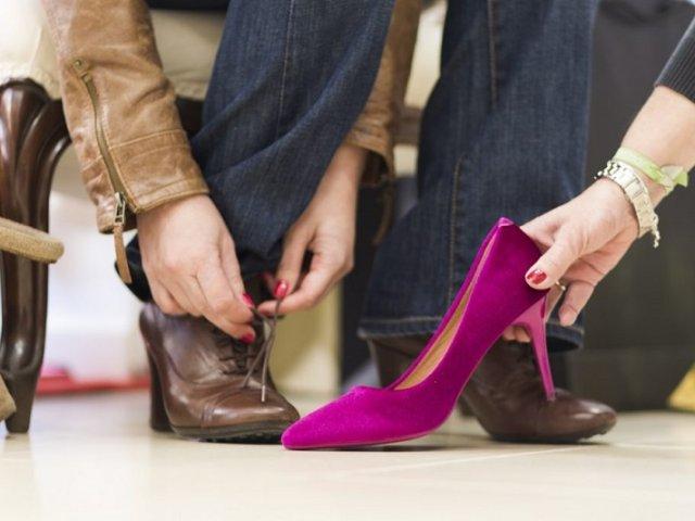 Onde comprar sapatos na Cidade do Cabo