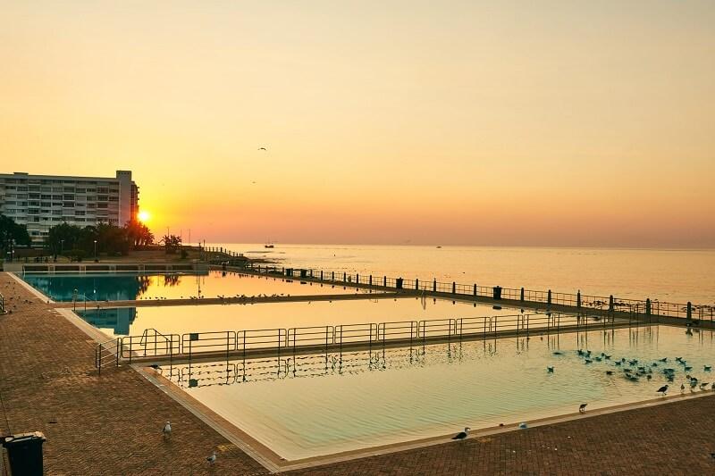 Melhores praias da Cidade do Cabo: Sea Point e Green Point