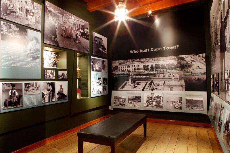 Museu de Bo Kaap na Cidade do Cabo
