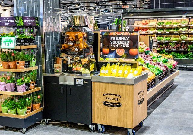 Supermercados em Joanesburgo