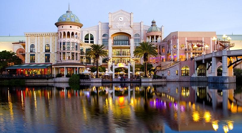 Canal Walk Shopping Centre na Cidade do Cabo