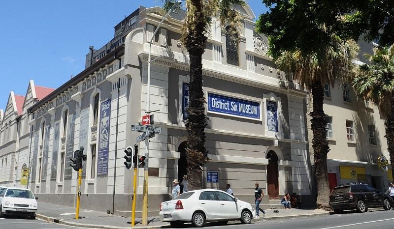 District Six Museum na Cidade do Cabo