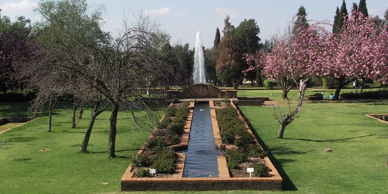 Johannesburg Botanical Garden - Joanesburgo