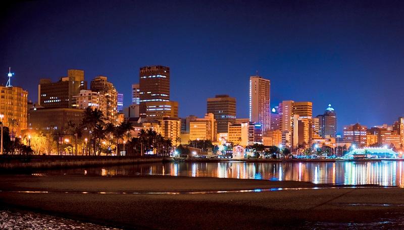 Noite em Durban
