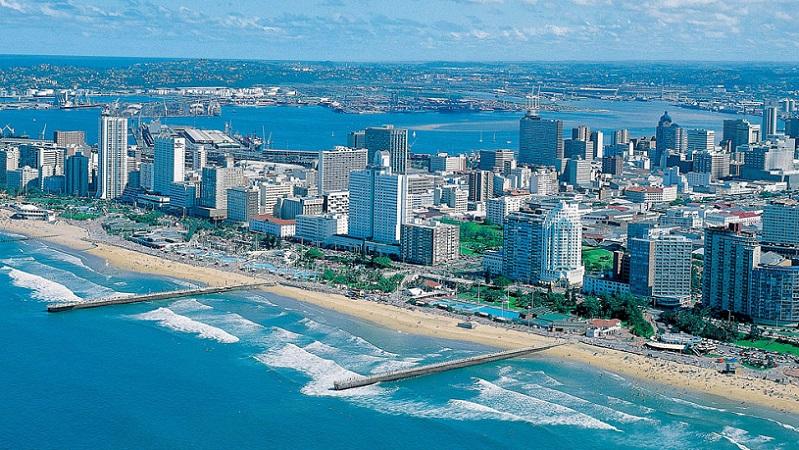 Meses de alta e baixa temporada em Durban