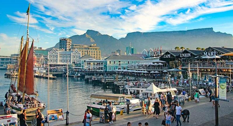 Waterfront - Cidade do Cabo