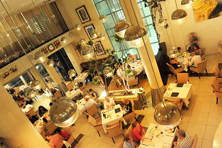 Restaurante Kream Brooklyn em Pretória