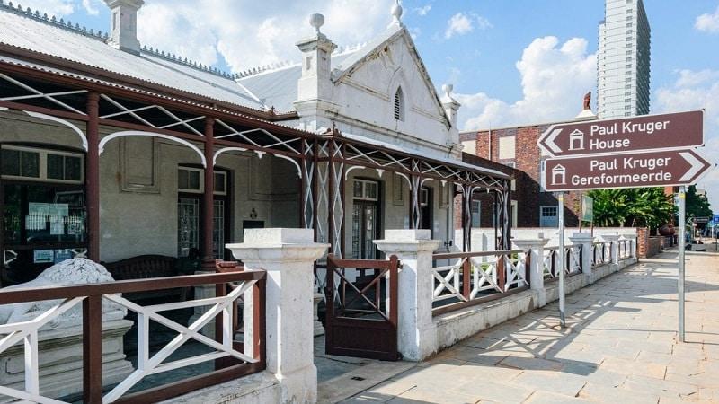 Kruger House Museum em Pretória