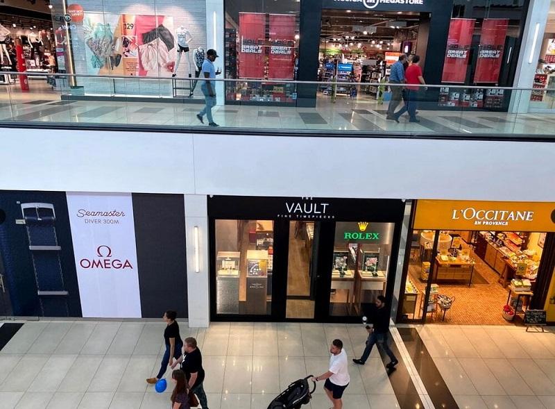 Shoppings em Pretória: Menlyn Park