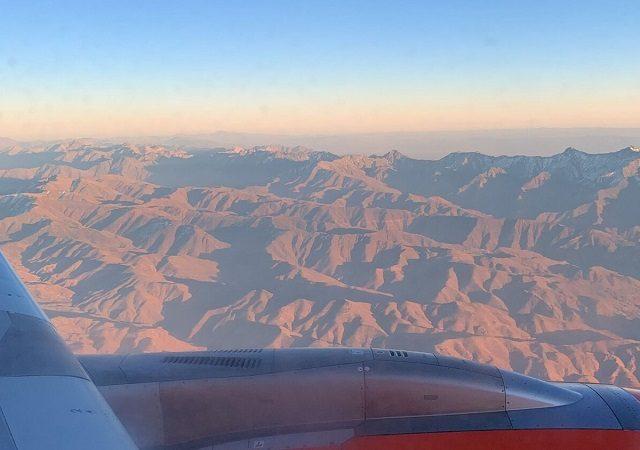 Tempo de avião até o Marrocos
