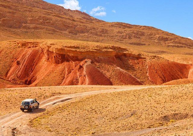 Aluguel de carro no Marrocos